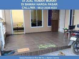 Jual Murah 0813 2638 4523 tsel jual rumah murah batam 2015 2016 2017