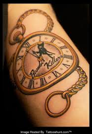 vintage pocket watch tattoo old pocket watch 3d tattoo vintage