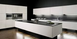 cuisine moderne blanche exceptional cuisine moderne blanche et bois 2 la cuisine
