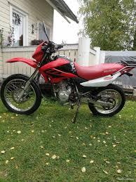 honda xr 125 l 125 cm 2005 puolanka motorcycle nettimoto