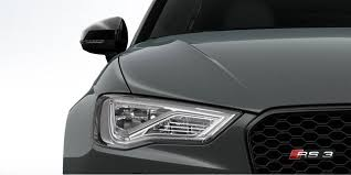 audi configurater configurator consumer catalogue for audi rs 3 now live on