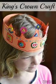 Princess Crafts For Kids - cereal box princess crown kids craft the suburban mom cereal