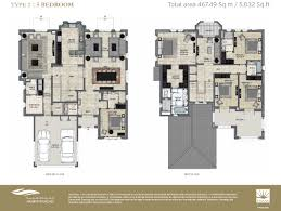 amazing 12 home plans in dubai remarkable 3d 2 story floor on