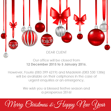 office closed for the festive season fortunate brokers