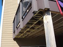 deck guardrail inspections
