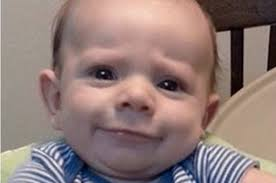 Inconceivable Meme - this baby looks exactly like vizzini from the princess bride