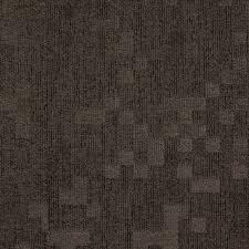 Carpet Tiles by Sonora Modular Carpet Tile Euro Collection Falcon Brown 19 5 8