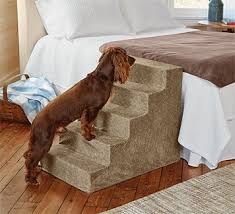 doggie steps for bed lightweight foam dog steps lightweight foam steps orvis