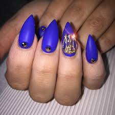 Cool Designs 21 Pointed Nail Art Designs Ideas Design Trends Premium Psd