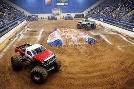 monster truck show roanoke va monster truck winternational brings thousands to salem civic center