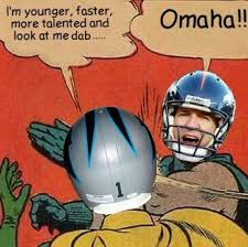 Omaha Meme - payton slap super bowl 50 know your meme
