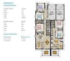 Dual Occupancy Floor Plans Toowoomba Dual Occupancy