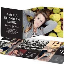 senior graduation invitations high school graduation announcements custom designs from pear tree