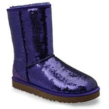 womens ugg boots purple ugg boots womens purple sparkle sequin ugg a