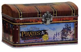 amazon com pirates of the cursed seas treasure chest toys u0026 games