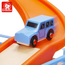 aliexpress com buy baby boy assembled rail car toy car parking