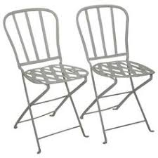 Folding Bistro Chairs with Bistro Chairs 40 For Sale On 1stdibs