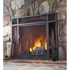 glass door installation fireplace amazing pleasant hearth fireplace doors for best