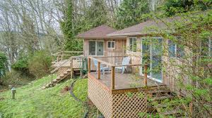 Tiny Cottages A Pair Of Tiny Cabins Watch Sunsets On Vashon Curbed Seattle