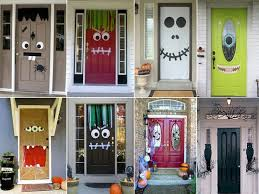 59 halloween door decorations front entryway halloween 2012 ideas