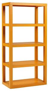 home decorators bookcase parsons bookcase modern bookcases home decorators collection orange