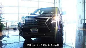 lexus richmond vancouver 2015 lexus gx 460 luxury review interior u0026 exterior walkaround