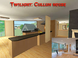 Twilight House Floor Plan Mod The Sims Twilight Cullen House
