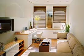 How To Decorate A Home Office Decorating A Narrow Studio Apartment How To Build A House
