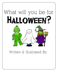 Halloween Printable Games Halloween Kids Printable Book The Idea Room