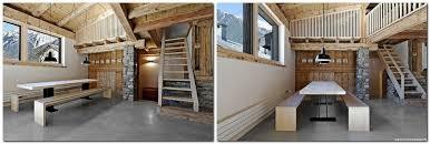 chalet designs minimalist chalet in chamonix home interior design