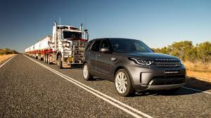 lego range rover a land rover discovery has towed a 121 tonne road train top gear