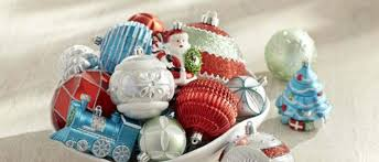 Extra Large Plastic Christmas Ornaments by Christmas Decorations For The Holiday Season The Home Depot