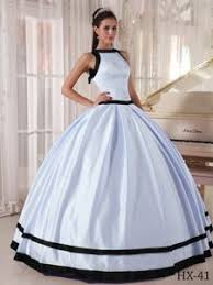 black and white quinceanera dresses zipper up bateau neck white and black quinceaneras dress simple
