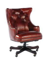 Swivel Office Chairs by Office Design Vintage Leather Desk Chair Ebay Old Fashioned