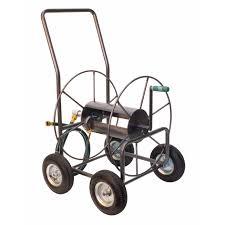 Hose Reel Solution For Yard And Garden Outdoor Faucet Extension Garden Hose Reels U0026 Portable Hose Carts At Ace Hardware