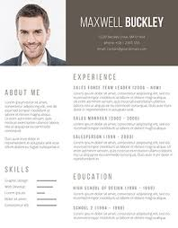 resume templates with photo 85 free resume templates for ms word freesumes