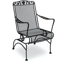 Black Patio Chair Iron Patio Chairs Chatel Co