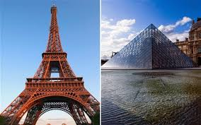 Islamist Plot To Blow Up Eiffel Tower Louvre And Nuclear Power