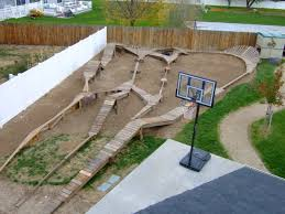 Source For Stunt Building IdeasPhotosPlans  EarthRiders Forum - Backyard skatepark designs