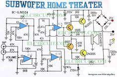 subwoofer home theater power amplifier circuit diagram ranjit