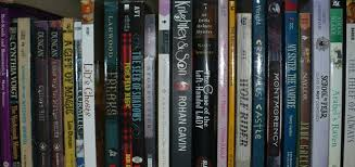 Book List Books For Children My Bookcase Booklist Scary Books For 8 12 Awake At Midnight