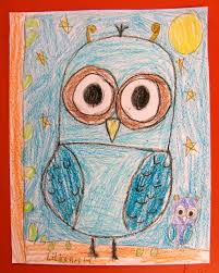 teach how to draw gorgeous owls in grade one alejandra chavez