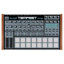 dave smith instruments tempest analog drum machine at gear4music com