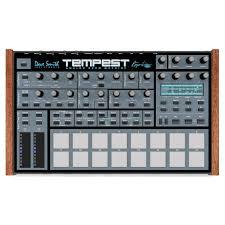 dave smith instruments tempest analog drum machine at gear4music com