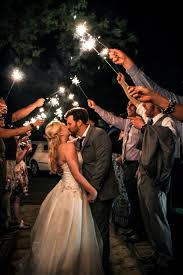 sparklers for wedding wedding sparklers 101 the wright house