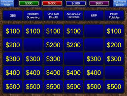 jeopardy powerpoint template jeopardy powerpoint template with