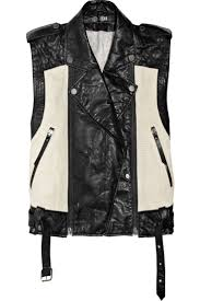 leather biker vest best 25 leather biker vest ideas on pinterest biker vest black