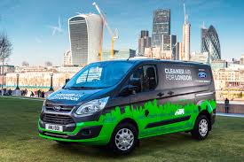 ford commercial ford transit custom plug in hybrid electric van latest news