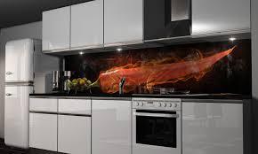 küche spritzschutz folie küchenrückwand folie selbstklebend heißer chili klebefolie in