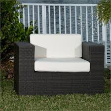 Patio Club Chair Vegas Wicker Club Chair